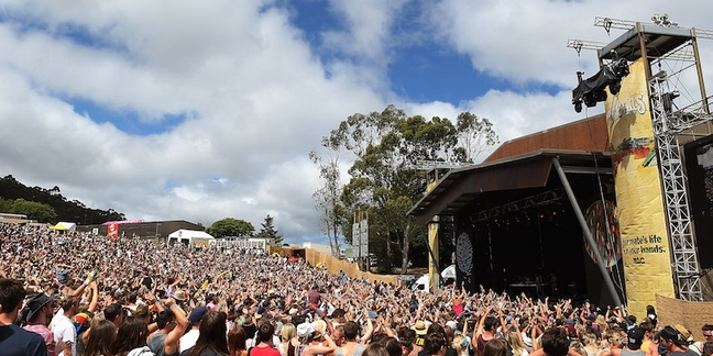 More Than 60 People Injured in Stampede at Australian Music Festival