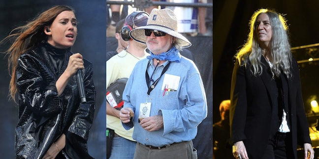 Terrence Malick Details New Movie Song to Song, Featuring Lykke Li, Patti Smith, RHCP, More