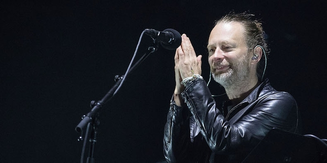 Radiohead Were Shocked People Freaked Out When They Deleted Their Internet Presence