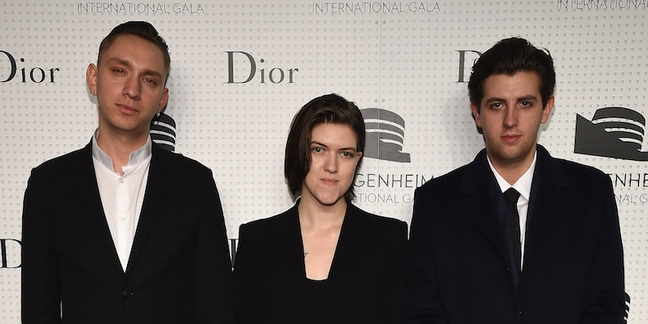 The xx Detail North American Tour