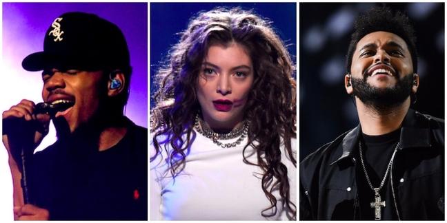 Bonnaroo 2017 Lineup: Lorde, Chance, the Weeknd, U2, RHCP, More