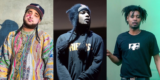 A$AP Rocky, Danny Brown, Tyler, the Creator, More Set for Yams Day 2017