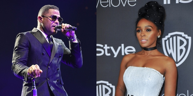 Janelle Monáe, Maxwell Playing Women's March in D.C.