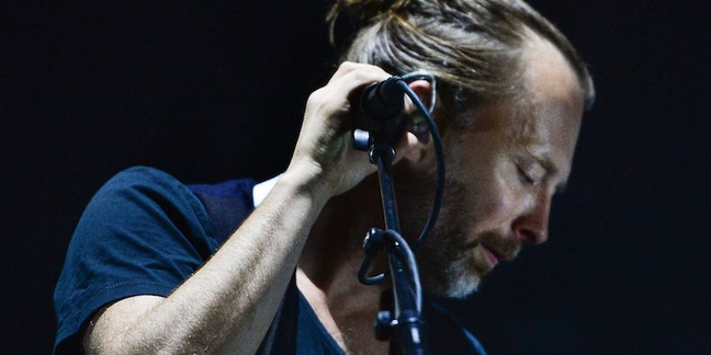 Radiohead Israel Performance Protested by Thurston Moore, Roger Waters, Desmond Tutu, More