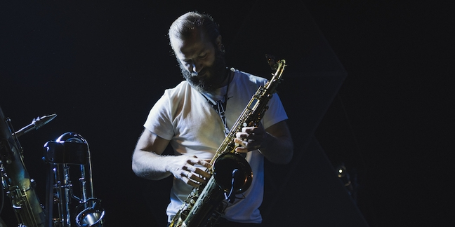 """Colin Stetson Announces New Album, Shares Video for New Track """"Spindrift"""": Watch"""