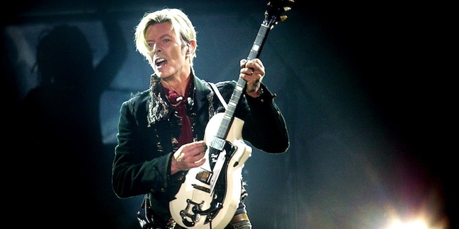 David Bowie Documentary The Last Five Years Coming to HBO