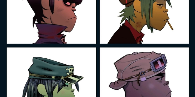Gorillaz Announce New Demon Days Reissue