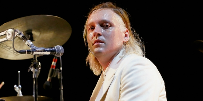 Win Butler Raising Money To Honor Late Friend Mouhamadou Moustapha