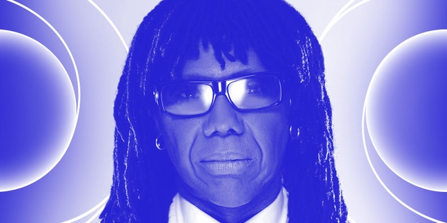Pitchfork Announces Talk With Nile Rodgers
