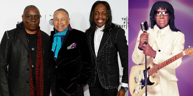 Earth, Wind & Fire Announce North American Tour With Chic