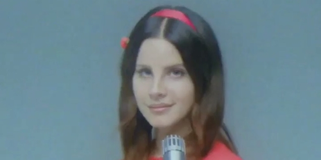 """Lana Del Rey Teases New """"Lust for Life"""" Video With the Weeknd: Watch"""