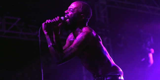 Death Grips Share New 22-Minute Song/Mix: Listen