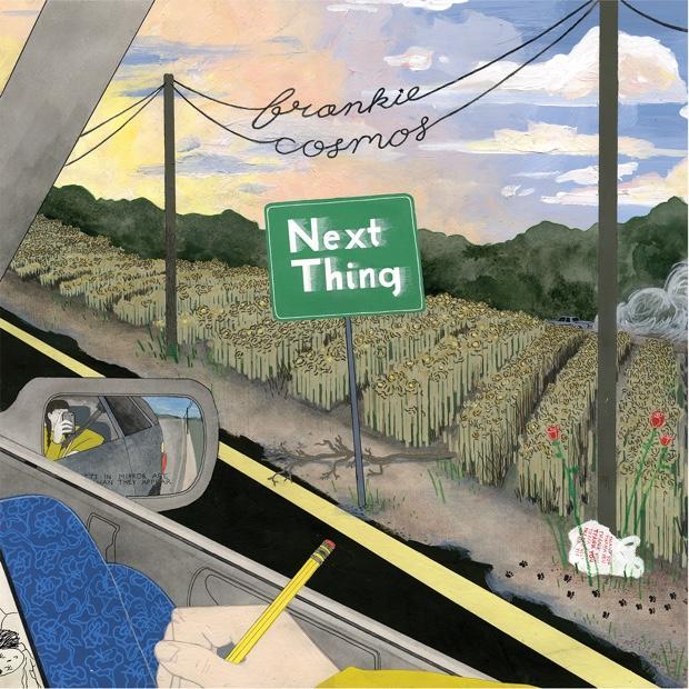 Frankie Cosmos - Next Thing
