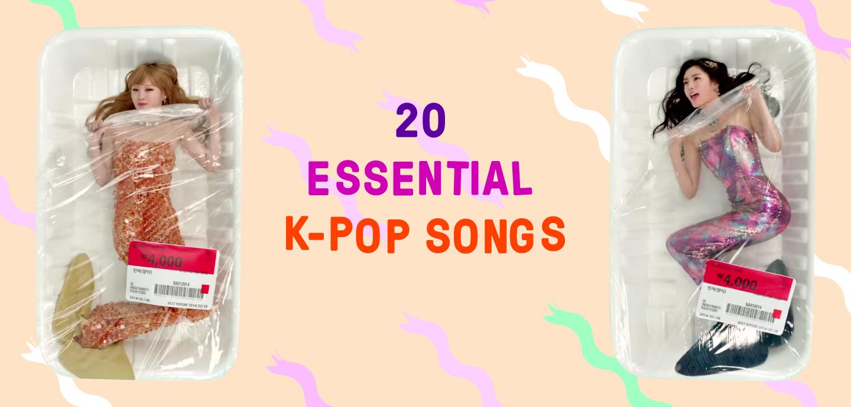 20 Essential K Pop Songs Pitchfork