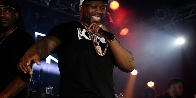 "50 Cent Announces Variety Show ""50 Cent Presents"""