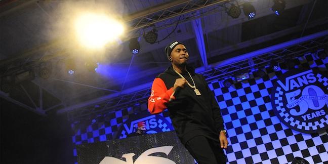 "Nas Previews J Dilla Collaboration ""The Sickness"" at SXSW"
