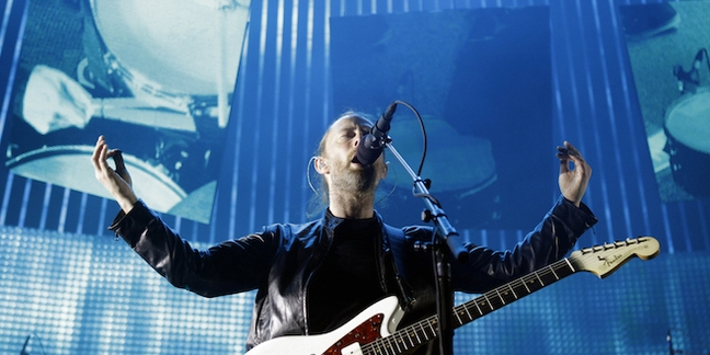 Radiohead Have Formed Another Company