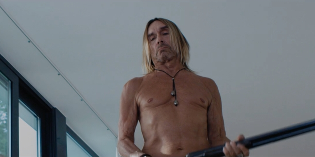 Iggy Pop Takes Up Arms in New Thriller Blood Orange: Watch the Trailer
